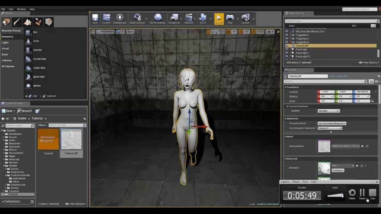 Unreal Engine 4 – add3d ru